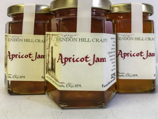 Brendon Hill Crafts Apricot Jam