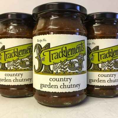 Tracklements Country Garden Chutney