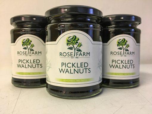 Rose Farm Pickled Walnuts