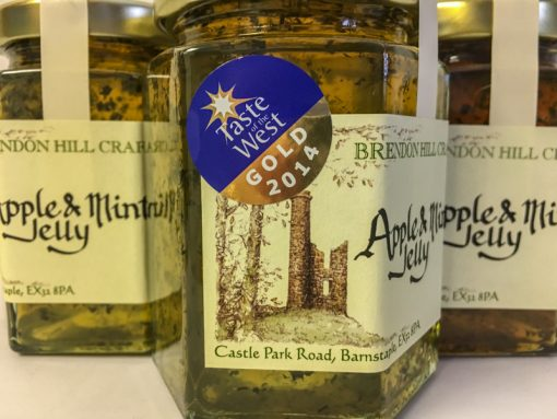 Brendon Hill Crafts Apple & Mint Jelly