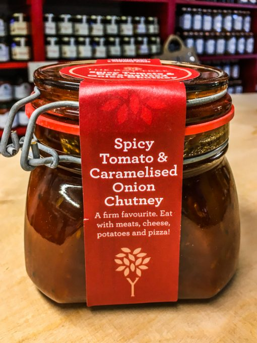 The Bay Tree Spicy Tomato & Caramelised Onion Chutney