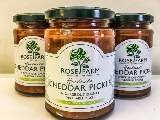 Rose Farm Cheddar Pickle