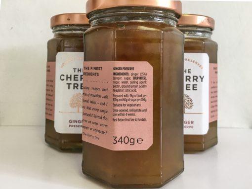 The Cherry Tree Ginger Preserve 2