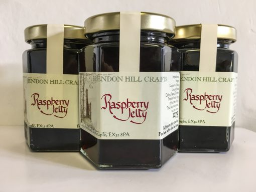 Brendon Hill Crafts Raspberry Jelly