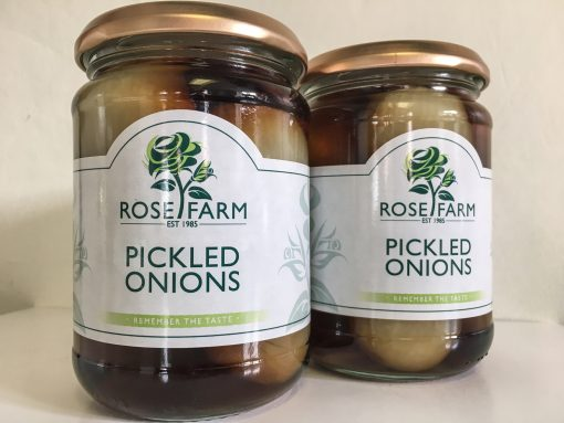 Rose Farm Pickled Onions