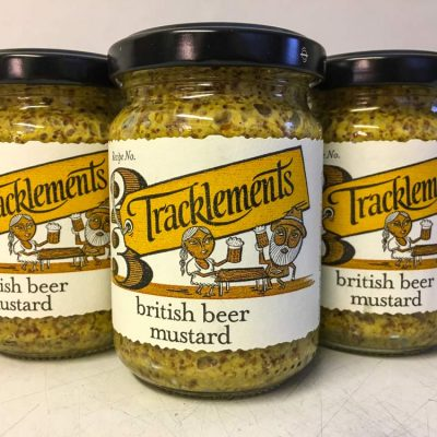 Tracklements British Beer Mustard