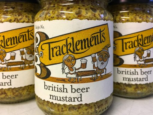 Tracklements British Beer Mustard