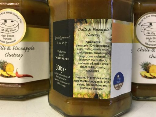 Chilli-&-Pineapple-Chutney-Label