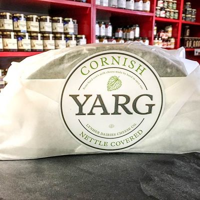 Cornish Yarg 3