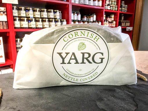 Cornish Yarg 3
