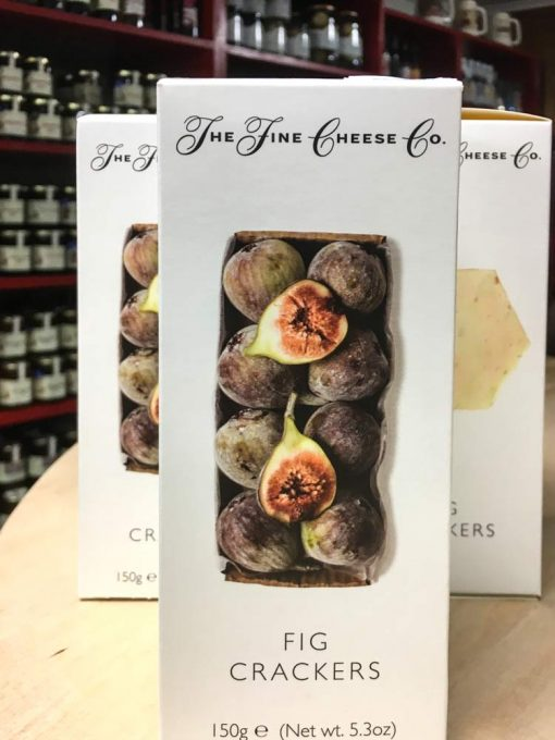 The Fine Cheese Co. Fig Crackers