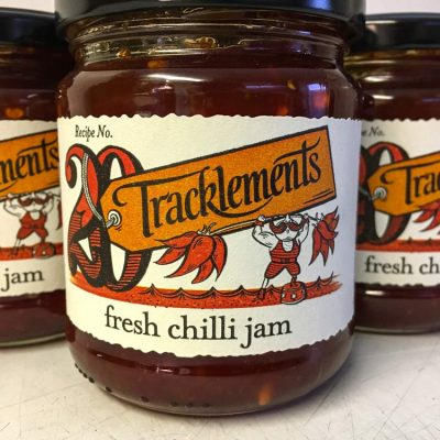 Tracklements Fresh Chilli Jam