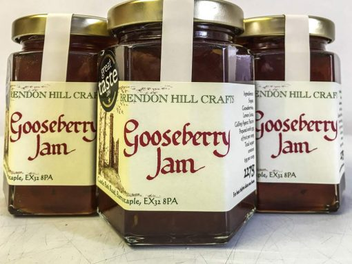 Brendon Hill Crafts Gooseberry Jam