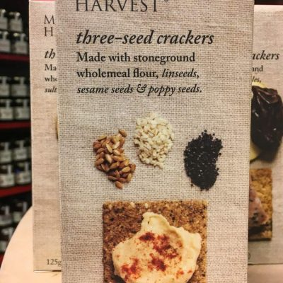 Millers Harvest Three Seed Crackers