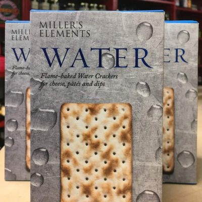 Millers Elements Water Crackers