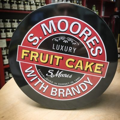 Moores Fruit cake with Brandy