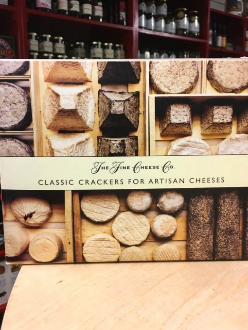 The Fine Cheese Co Crackers for Artisan Cheeses