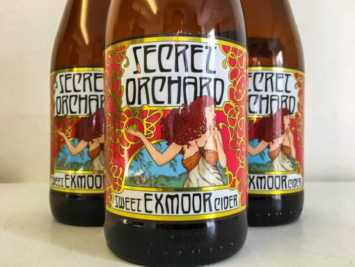 Secret Orchard Exmoor Cider
