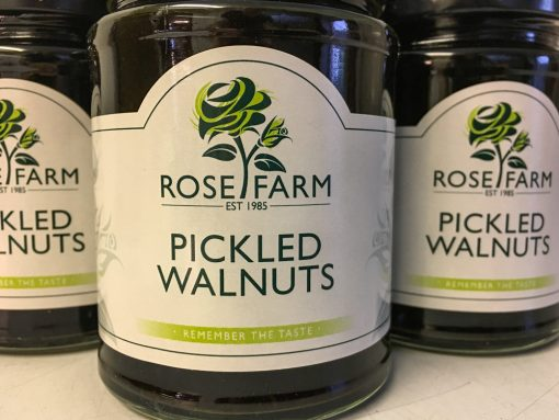 Rose Farm Pickled Walnuts