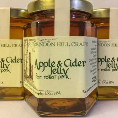 Brendon Hill Crafts Apple & Cider Jelly