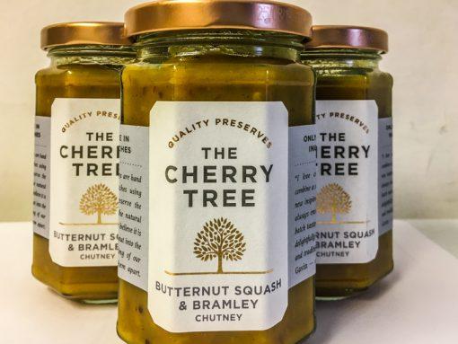 The Cherry Tree Butternut Squash & Bramley Apple Chutney