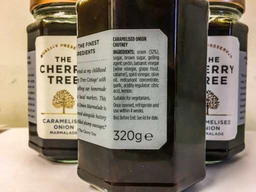 The Cherry Tree Caramelised Onion Marmalade