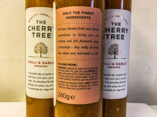 The Cherry Tree Chilli & Garlic Dressing