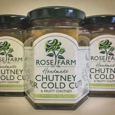 Rose Farm Chutney for Cold Meats