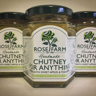 Rose Farm Chutney for Anything