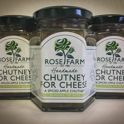 Rose Farm Chutney for Cheese