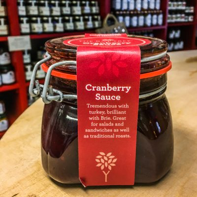 The Bay Tree Cranberry Sauce