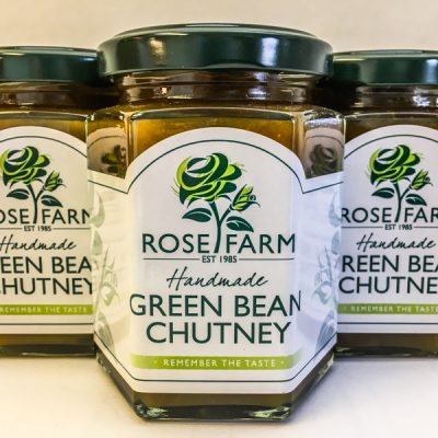 Rose Farm Green Bean Chutney