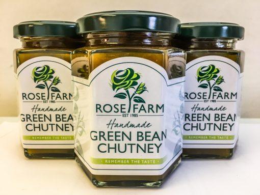 Rose Farm Green Bean Chutney