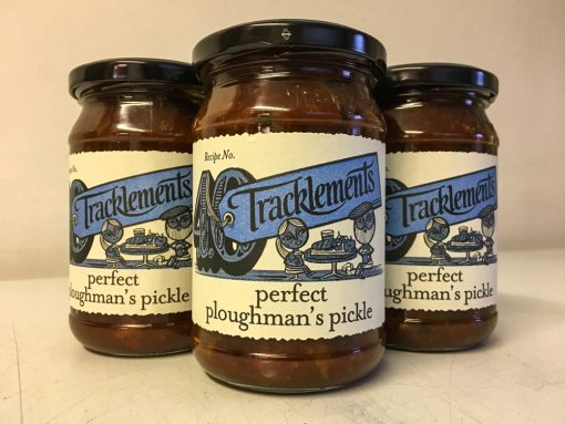 Tracklements Perfect Ploughman Pickle