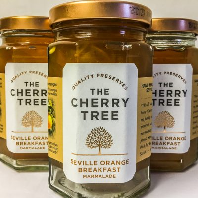The Cherry Tree Seville Orange Breakfast Marmalade