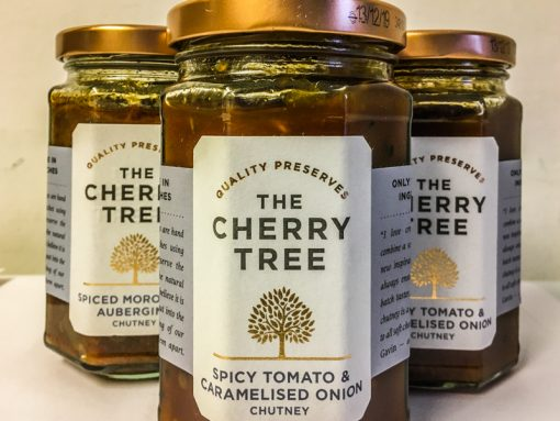 The Cherry Tree Spicy Tomato & Caramelised Onion