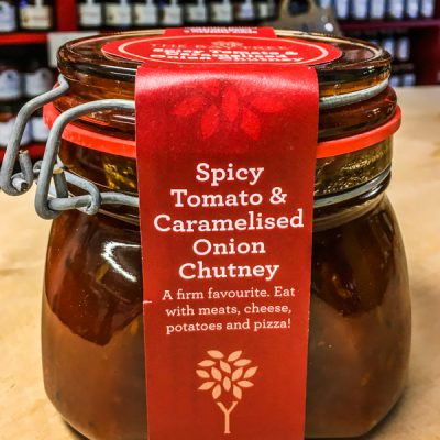 The Bay Tree Spicy Tomato & Caramelised Onion Chutney