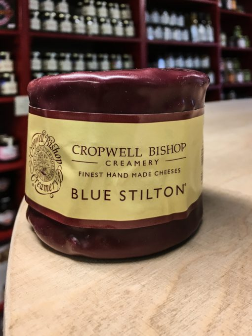 Cropwell Bishop waxed stilton