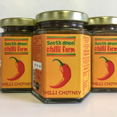 South Devon Chilli Farm Chilli Chutney