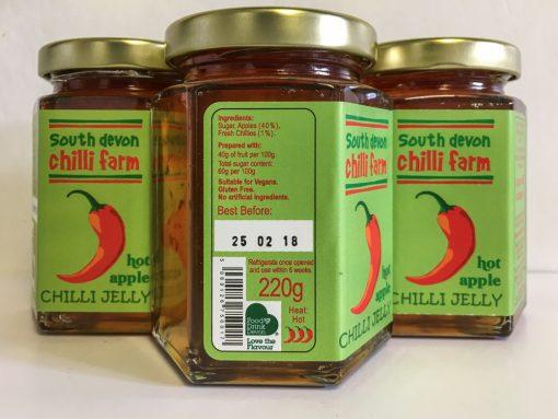 South Devon Chilli Farm Chilli Jelly 2