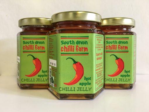 South Devon Chilli Farm Chilli Jelly