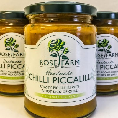 Rose Farm Chilli Piccalilli