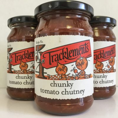 Tracklements Chunky Tomato Chutney