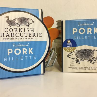 Cornish Charcuterie Pork Rillette
