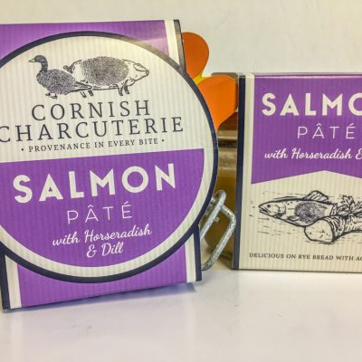 Cornish Charcuterie Salmon Pate
