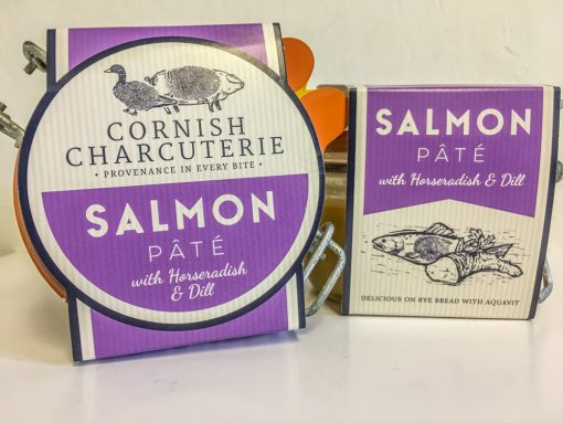 Cornish Charcuterie Salmon Pate