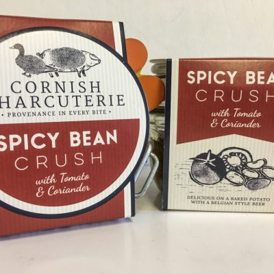 Cornish Charcuterie Spicy Bean Crush