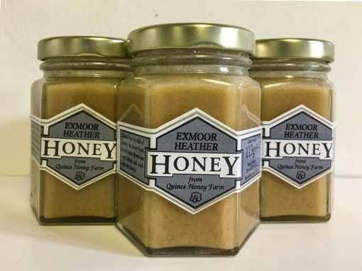 Exmoor Heather Honey