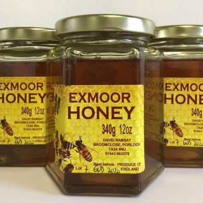Porlock Exmoor Honey