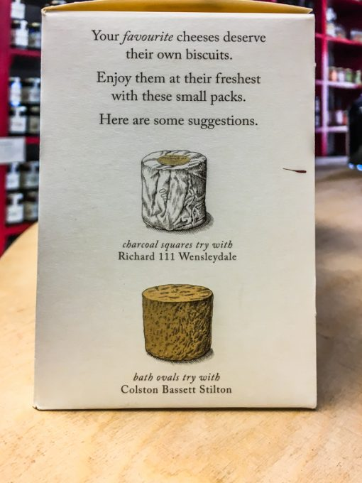 The Fine Cheese Co. Crackers for Artisan cheese